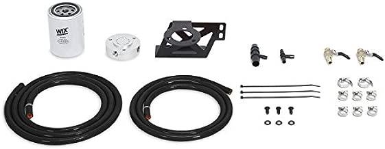 Mishimoto MMCFK-F2D-08BK Coolant Filter Kit Fits Ford 6.4L Powerstroke 2008-2010 Black