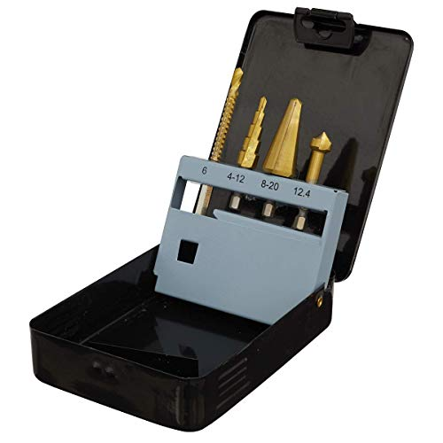 Sealey AK4704 4pc Multifunction Drill Bit Set