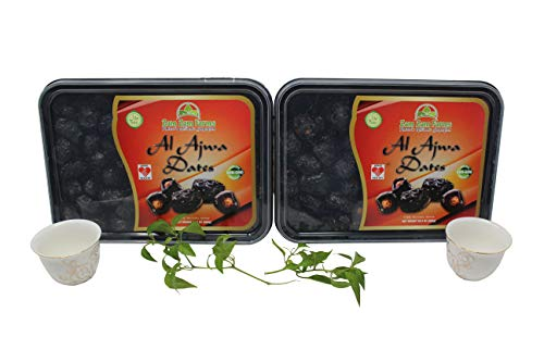 2 Pack of Al AJWA Dates, No 1 Quali…