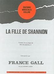 LA FILLE DE SHANNON