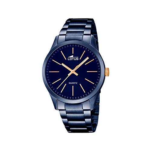 Montre Lotus Collection Minimalist Acier Bleu