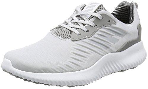 adidas Zapatillas de running Alpha-Bounce RC W para mujer Gris, color Blanco, talla 37 1/3 EU