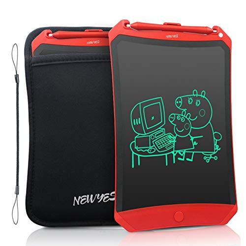 NEWYES Robot Pad 8.5 Inch LCD Writing Tablet Electronic Writing Pads Drawing Board Gifts for...