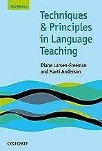 Best language teaching techniques and principles Reviews