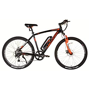 Electric Bikes Swifty Electric Mountain Bike [tag]
