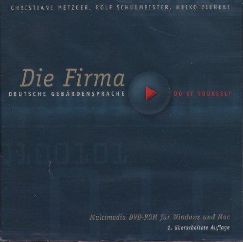 Die Firma, Teil 1: Deutsche Gebärdensprache Do-It-Yourself
