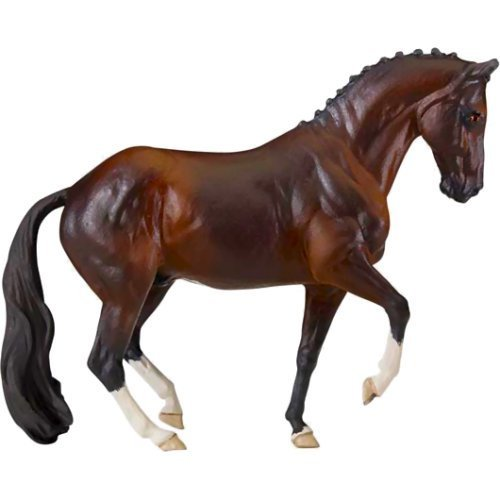 Breyer Stablemate Toy Figure Valegro 1:32 Scale,Multi-colored