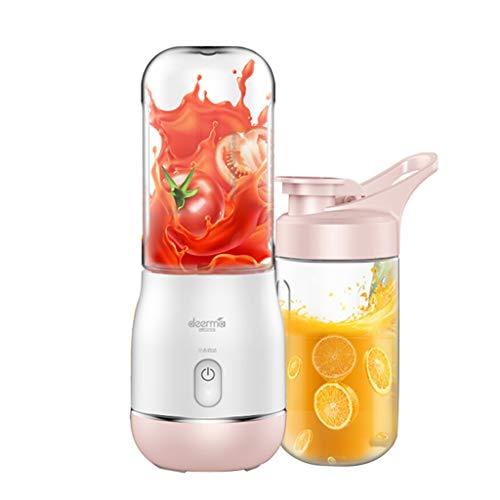 Creative Light- Presse-agrumes, machine à jus, tasse à jus portable sans fil, machine à compléments alimentaires pour bébés, machine de cuisson rechargeable multifonction, mélangeur parfait pour un us