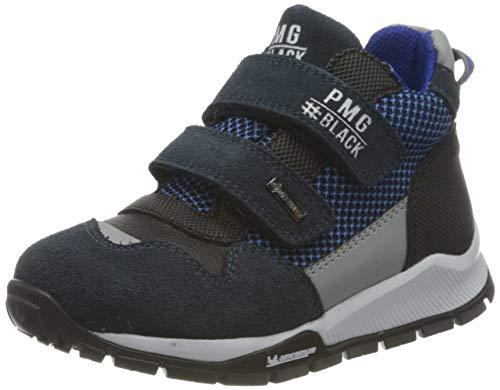 PRIMIGI LAB GTX 64212 Sneaker, Navy Bluette, 33 EU
