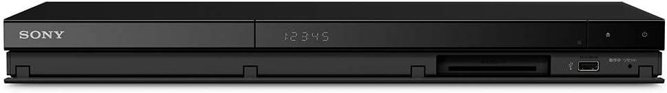 ソニー 2TB 2チューナー ブルーレイレコーダー BDZ-ZW2800 長時間録画/W録画対応(2021年モデル)