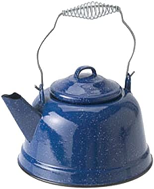 GSI Outdoors 10 Cup Tea Kettle for Camp, Cabin or Farmhouse Kitchen