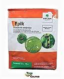 Epik Insecticida sistemico acetamiprid 20%. sobre de 10 grs. JED. Tratamiento para 30 litros contra pulgon, Mosca Blanca, escarbajo Patata, cicadelicos.