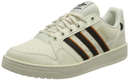 adidas NY 92 Sport, Zapatillas Deportivas Hombre, Off White Core Black Orange, 42 EU