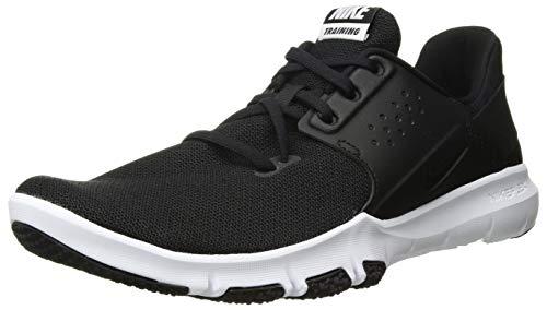 Nike Women's Flex Control Tr3 Sneaker, Pure Platinum/Psychic Pink/Black, 11 Regular US