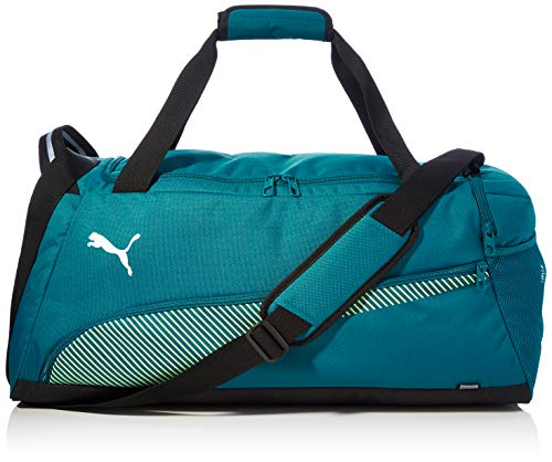 PUMA Fundamentals Sports Bag M Bolsa Deporte, Unisex Adulto, Digi/Blue, OSFA