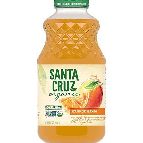Santa Cruz Organic Orange Mango Juice Blend, 32 Ounces
