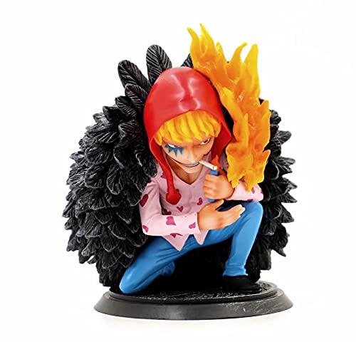 Cartoon Anime One Piece Corazon Action Figure Collezione Pvc Modello Bambola Giocattolo Per Bambini Regalo 12Cm