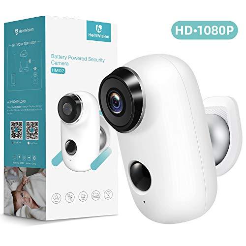 1080P Wireless 1920X1080 Indoor Wlan WIFI IP Kamera IR-CUT TF Überwachungskamera
