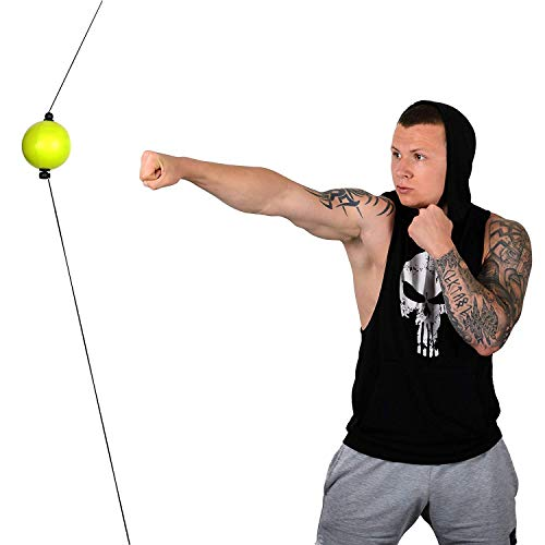 Rora - Palla da Boxe, per lottare Velocemente, per allenare i riflessi, per Arti Marziali Miste