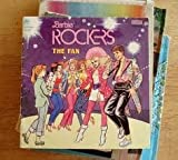 Barbie and the Rockers: The Fan by Golden Books (1987-02-28)