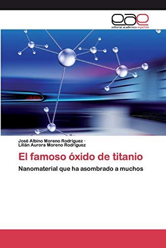 El famoso óxido de titanio