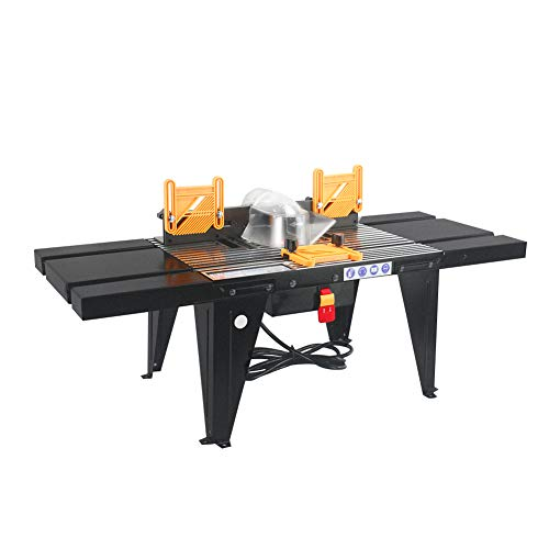 Leegol Electric Benchtop Router Table Wood Working Craftsman Tool (Router Table A)
