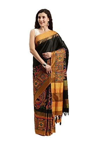 saree for Womens Ethnic Indian Wedding Gift Sari With Blouse Piece...