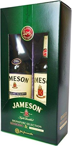 Jameson Signature Collection 2x500 ml 40% vol.
