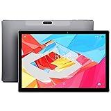 LNMBBS X30 4G LTE Tablette Tactile 10 Pouces, 10 Coeurs 2.6 GHz, 128Go, 6Go de RAM, 2560*1600 IPS Tablette la Carte SIM, Android 9.0 Certificado por Google GMS, 8000 mAh, Type-C, (Noir)
