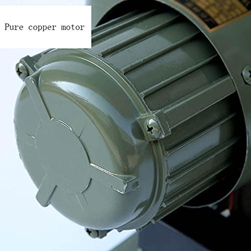 41B7WmYogmS. SL500  - JXS Elektrische Gebläse mit 220V, Reiner Kupfermotor mit Geschwindigkeitsregler-Verbrennungsventilator, verwendet für den Innenkamin und den Grebcue-Handwerker im Freien,250W