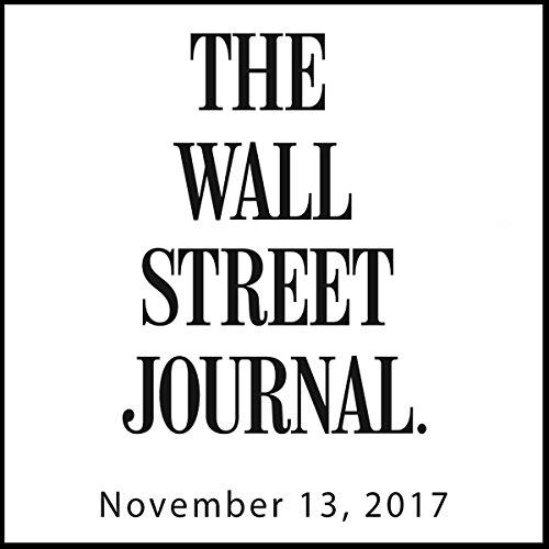November 13, 2017 copertina