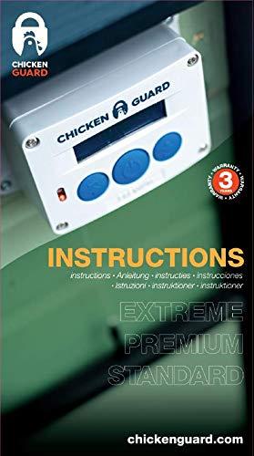 ChickenGuard Premium Türöffner - 6