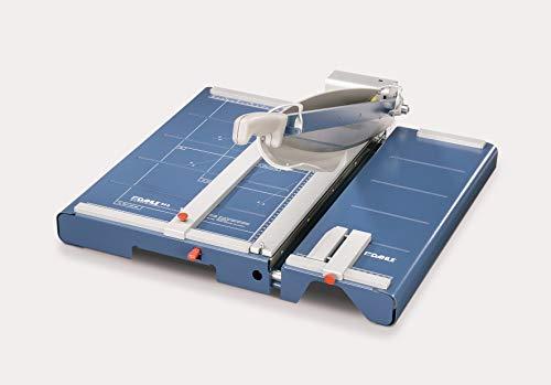Dahle 868 Schneidemaschine (Bis DIN A3, 35 Blatt Schneidleistung) blau