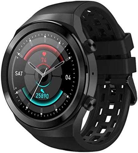 Reloj Inteligente Hombres 1.3 Pulgadas IPS Pantalla Bluetooth Pulsera Inteligente IP67 Impermeable Fitness Actividad Tracker-B