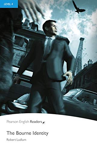Penguin Readers 4: Bourne Identity, The Book and MP3 Pack (Pearson English Graded Readers) - 9781408289501 (Pearson english readers)