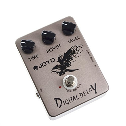 Joyo  Jf-08  Digital delay  Delay: 25ms-600ms