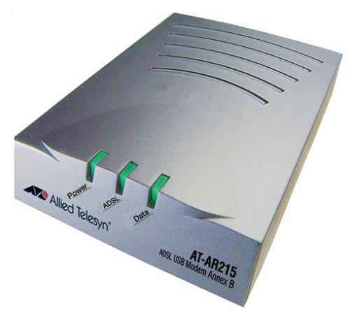 Allied Telesis AT-AR215 - ADSL USB Modem for ISDN - Módem (32...