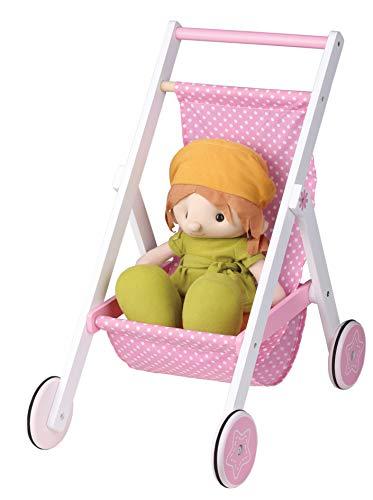 New Classic Toys–0780–Kinderwagen für Puppen–Gehstock