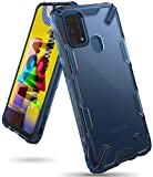 Ringke Fusion-X Compatible with Galaxy M31 Case, Clear Hard