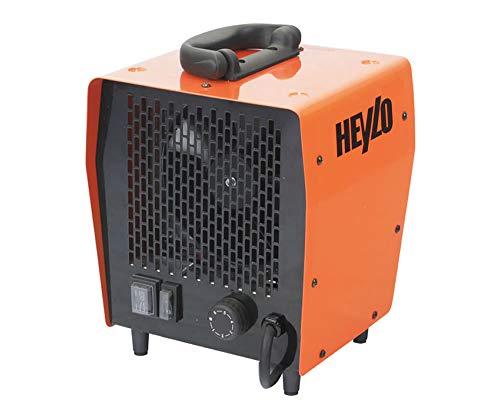 Heylo 101189612 DE3XL - Calefactor eléctrico (potencia calo