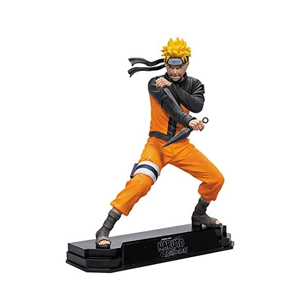 Naruto 12006 Figura de acción de 17,78 cm 1