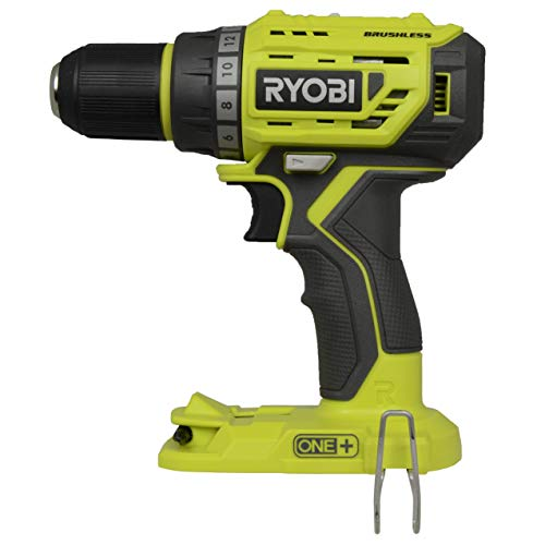 Ryobi P252 ONE+ 18 Volt 1/2-inch Li-Ion Drill Driver (Tool Only - Battery and Charger NOT Included) (Renewed)