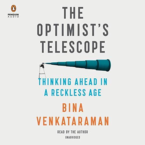 The Optimist's Telescope cover art