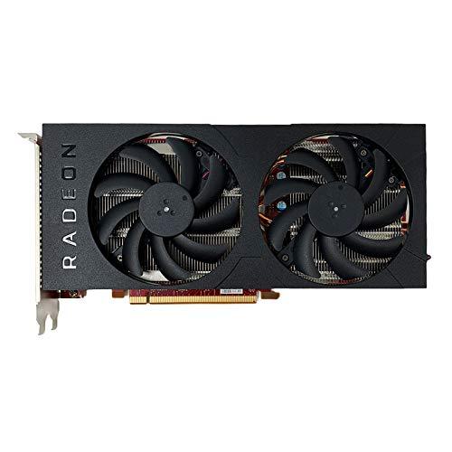 AMD Radeon RX 5700 XT 8GB GDDR6 Graphics Card , 1x HDMI, 3X DisplayPort, Multi Monitor Support, PCI Express 3.0 x 16, 448 GB/s Total Memory Bandwidth, Boost up to 1905 MHz - OEM Version