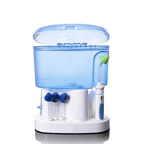 Limpiador De Nariz Eléctrico Máquina Hydro Pulse Sistema De Irrigación Nasal Y Sinusal Limpiador Sinupulse Adultos Niños Solución Salina Médico