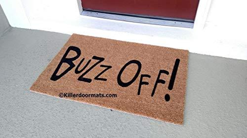 3 best buzz off doormat grinch for 2020
