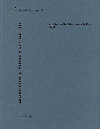 Architecten de Vylder Vinck Taillieu: De Aedibus International