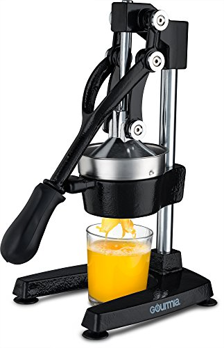 Gourmia GMJ9970 Large Citrus Juicer – Commercial Grade Press Orange,...