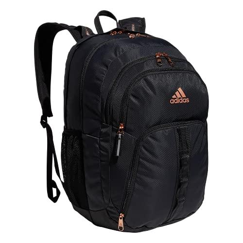 adidas Prime 6 Rucksack, Unisex-Erwachsene, Rucksack, Prime Backpack, Carbon-Grau/Roségold, Einheitsgröße