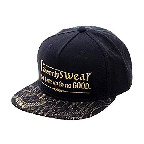 Harry Potter Snapback Hat Standard